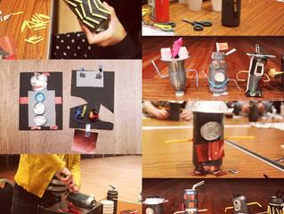 Wall-E Robots Holiday Workshop