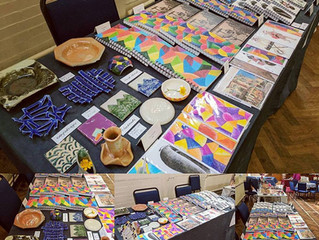 August Market Stall at Wallington Methodist Church