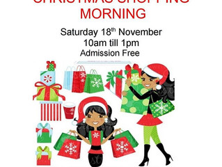 18th November Carshalton Christmas Market