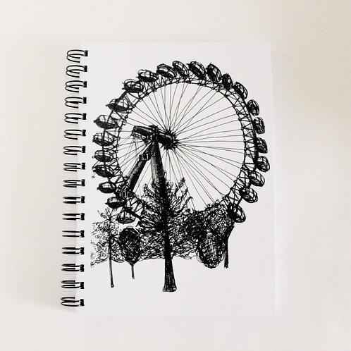 The London Eye Notebook