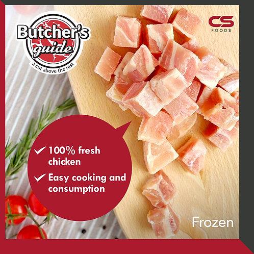Butcher's Guide Chicken Leg Cube