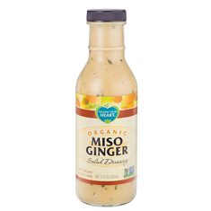 Follow Your Heart Miso Ginger Salad Dres