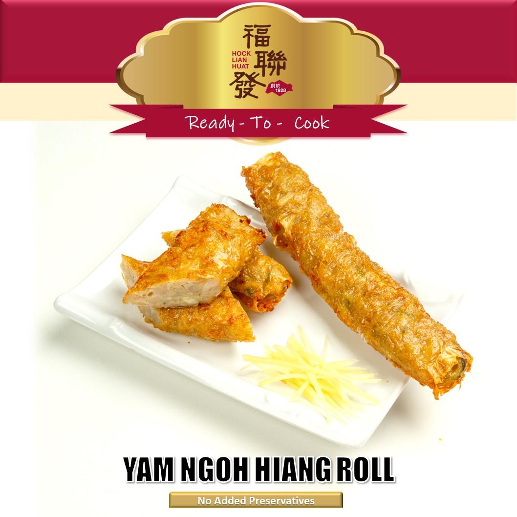 Yam Ngoh Hiang Roll