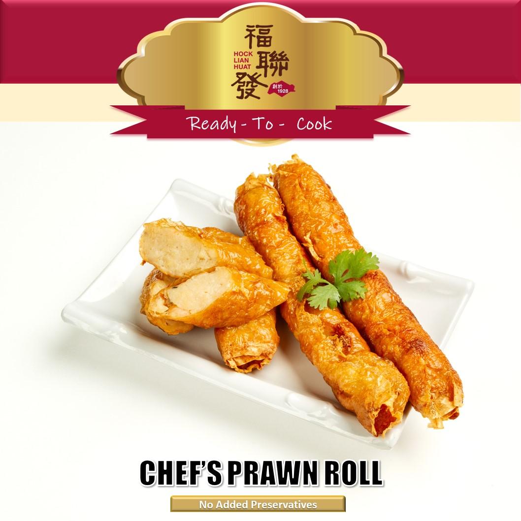 Chef_s Prawn Roll