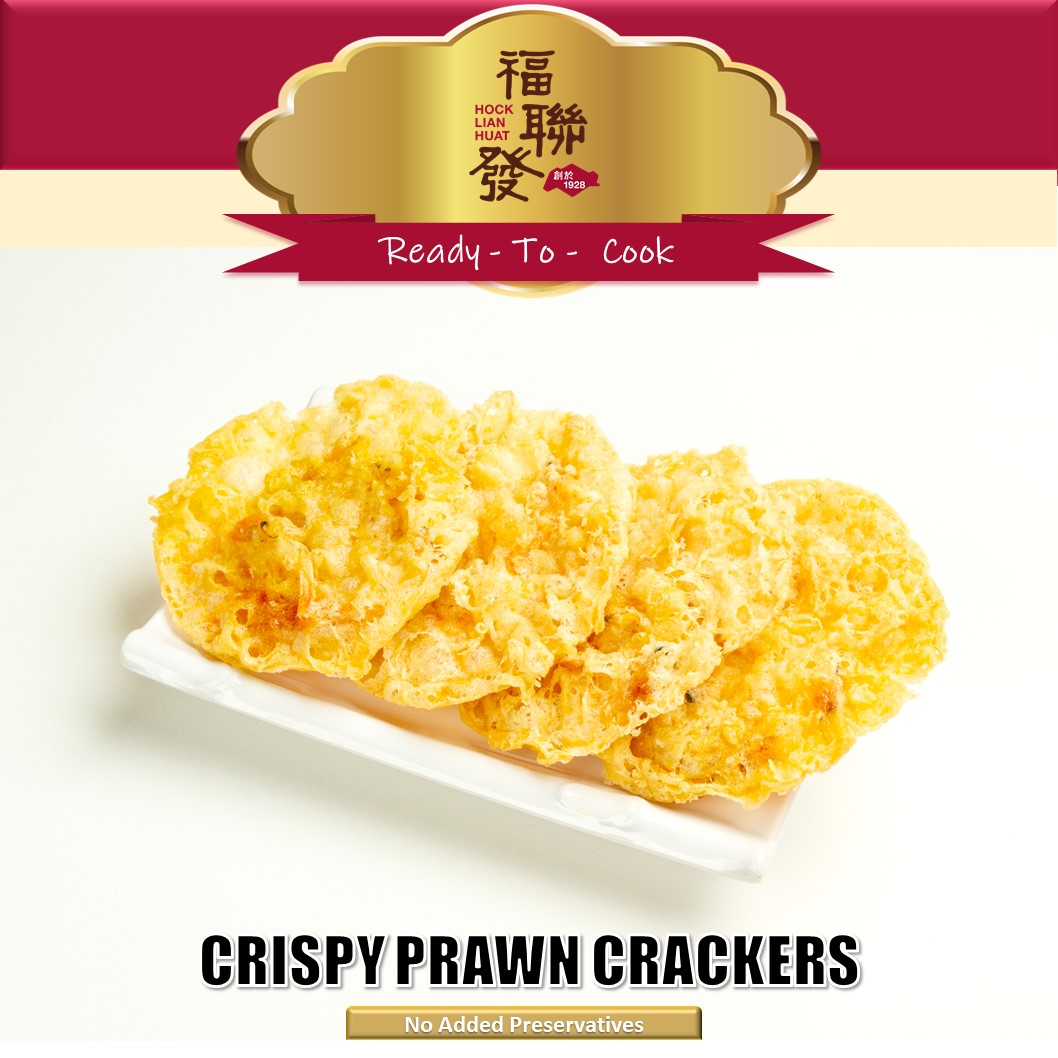Crispy Prawn Crackers