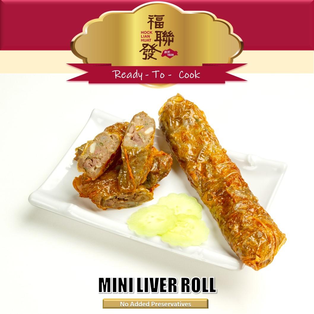 Mini Liver Roll