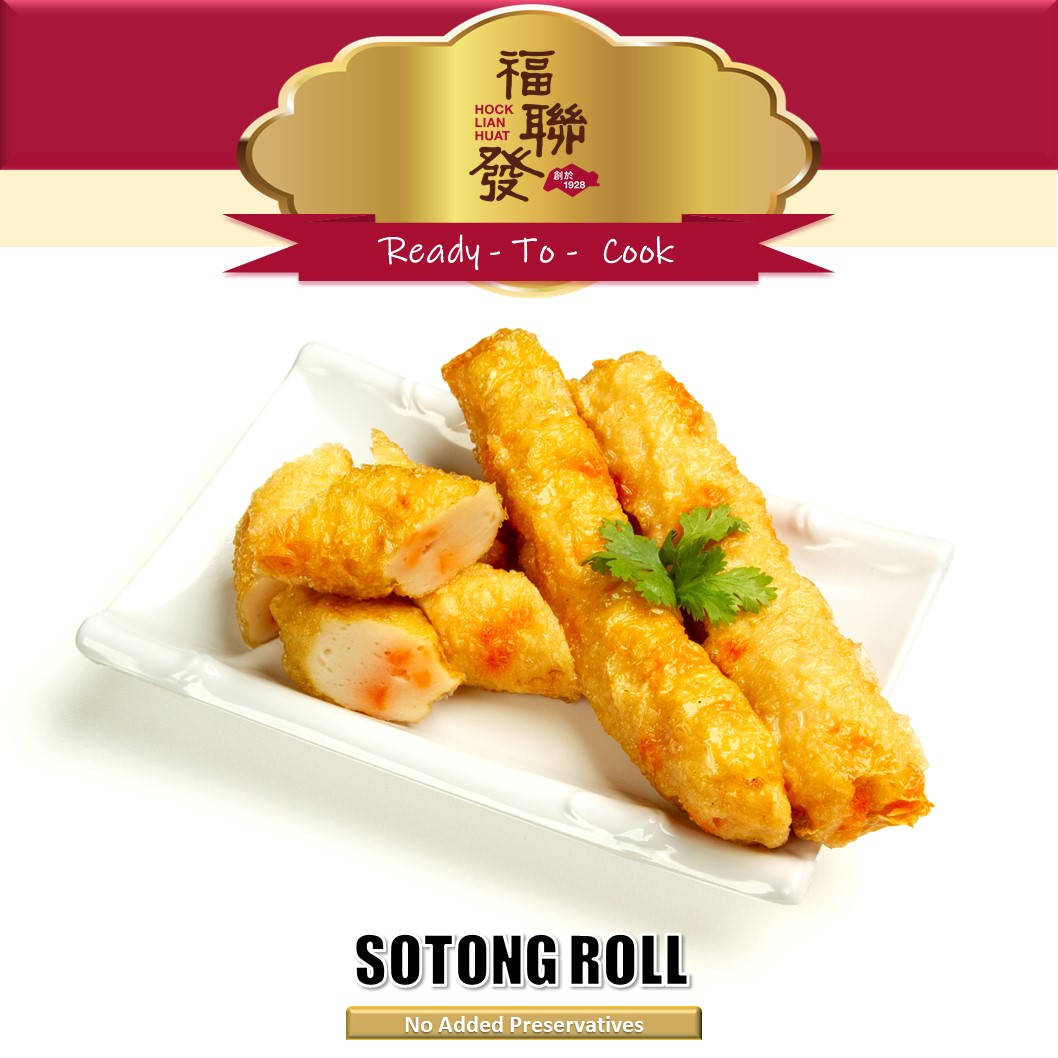 Sotong Roll