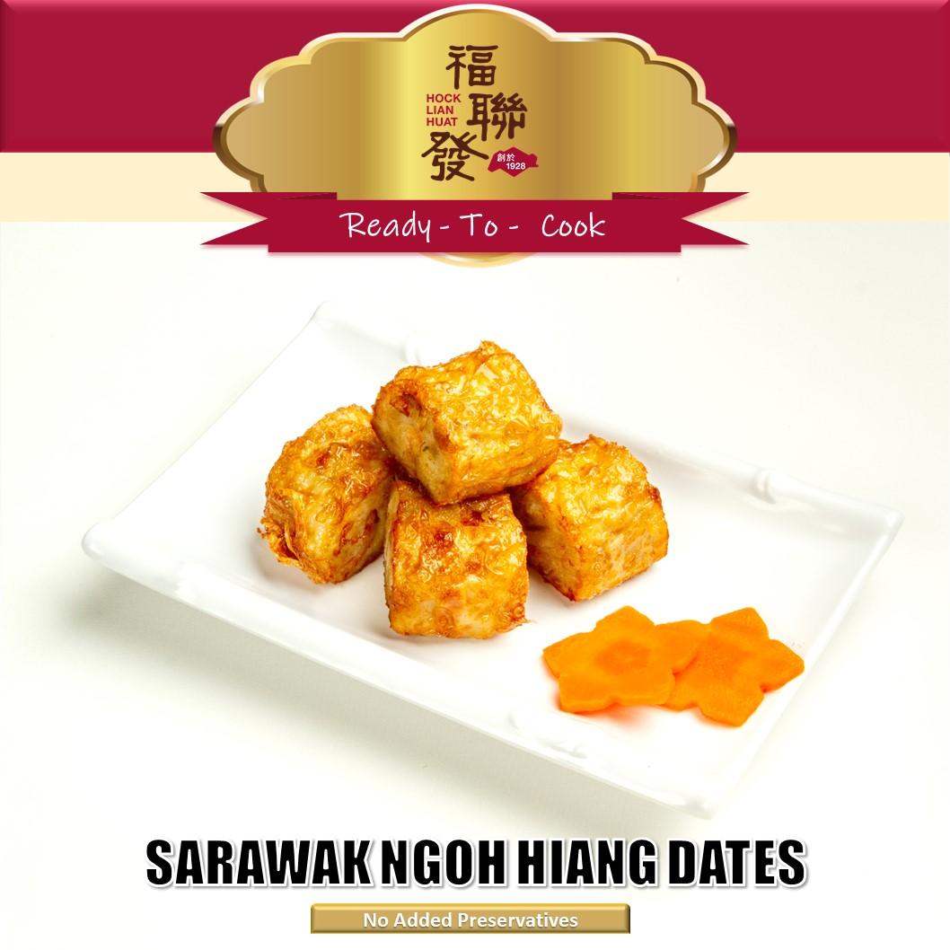 Sarawak Ngoh Hiang Dates