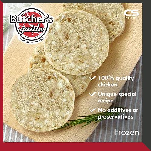 Butcher's Guide Chicken Patty