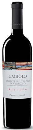 Cantina_Tollo_Cagiòlo_Montepulciano_d'Ab
