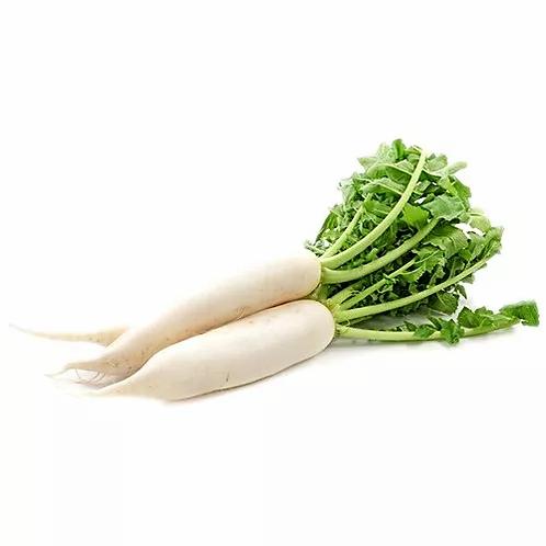 White Carrot