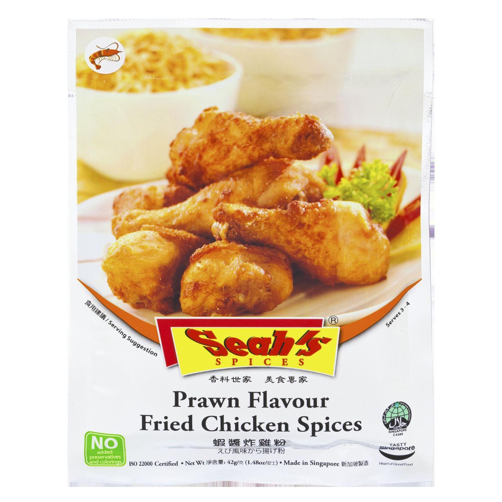 Prawn Flavour Fried Chicken Spices