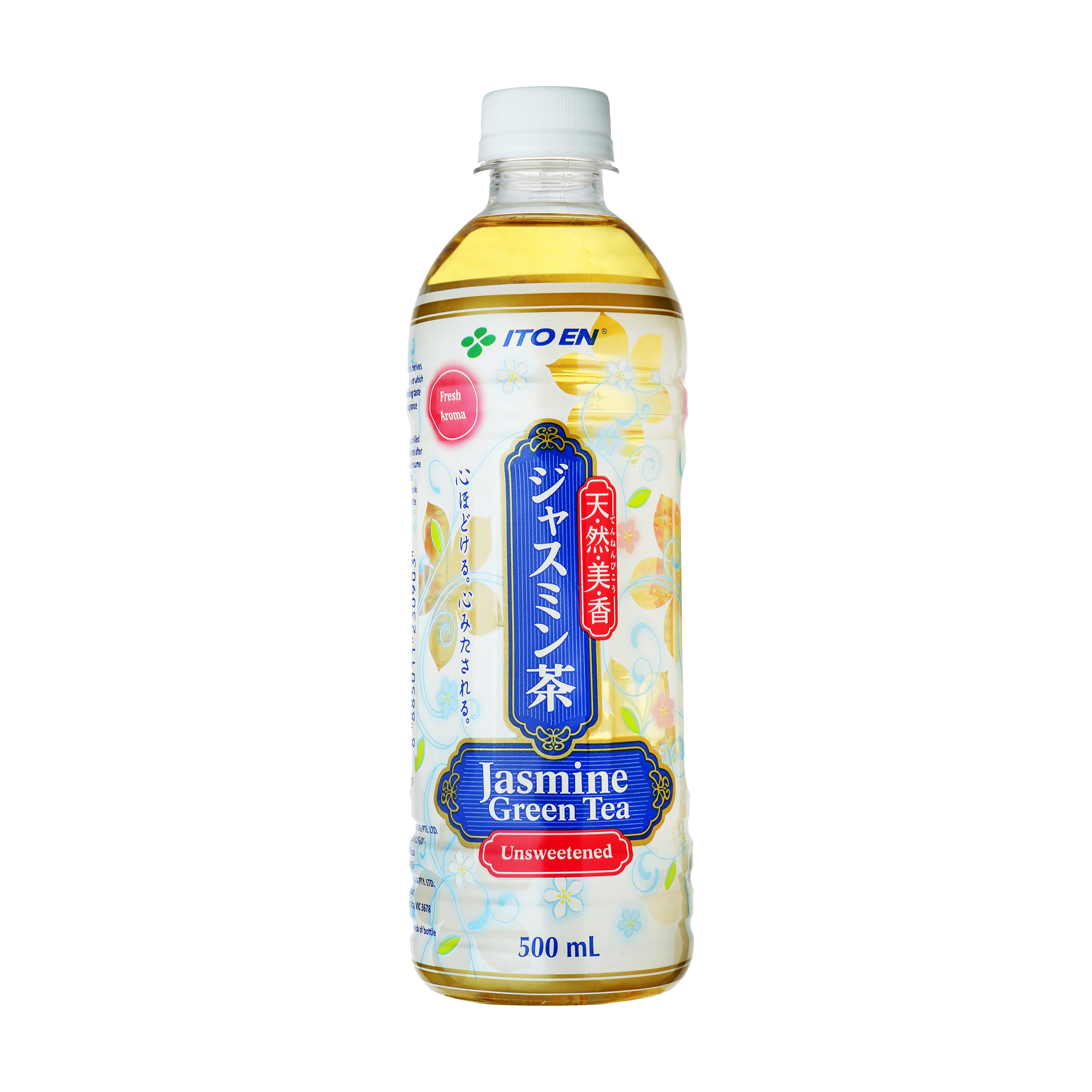 Jasmine Green Tea 500ml