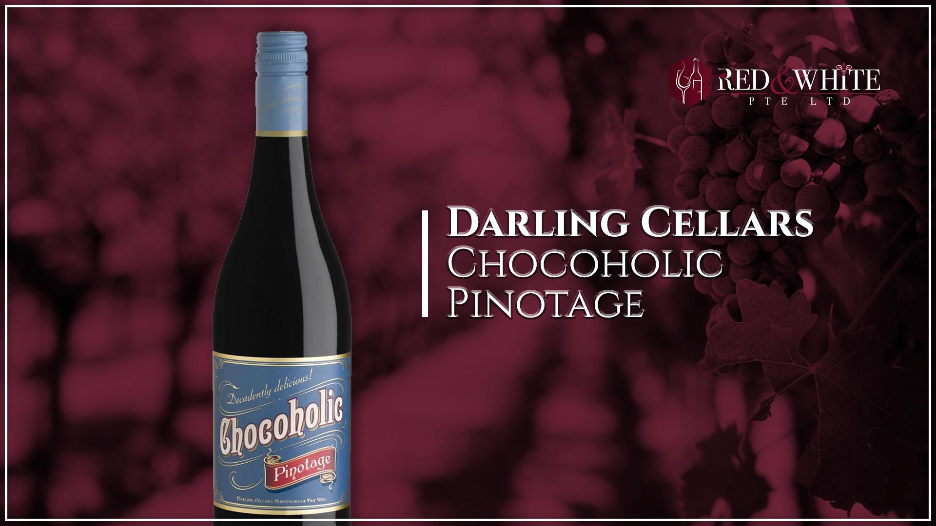 Darling Cellars Chocoholic Pinotage