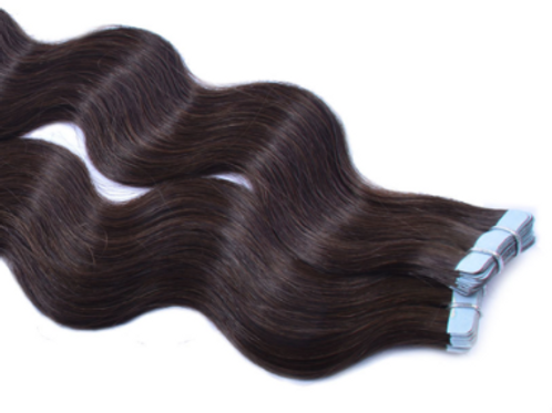 Body Wave Tape In Extensions