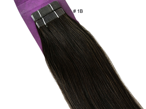 Tape-In hair Extensions-1B