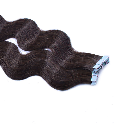 20 Inch Body Wave Remi Tape-In Extensions (10 Pack)