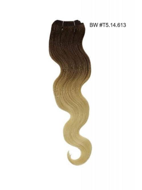 100 % Cuticle Remi Hair-T15.14.613