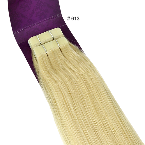 Tape-In hair Extensions-613