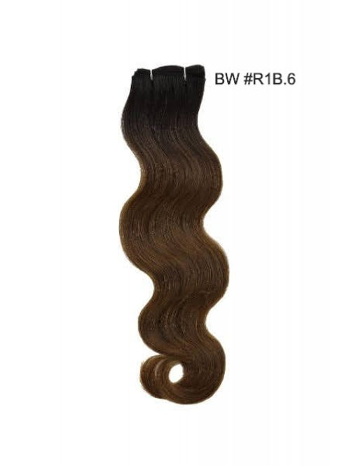 100 % Cuticle Remi Hair-R1B.6