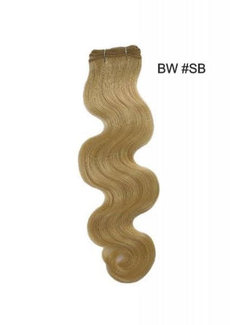 100 % Cuticle Remi Hair-SB
