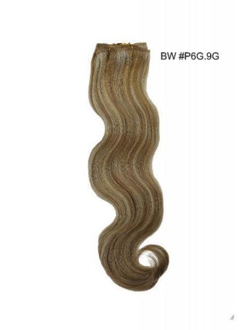 100 % Cuticle Remi Hair-P6G.9G
