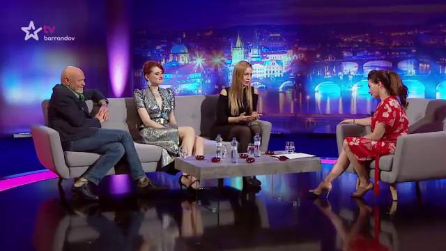 Talkshow Dany Morávkové