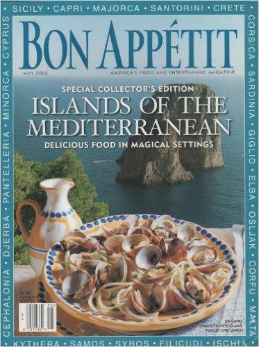 Bon Appetit 2002