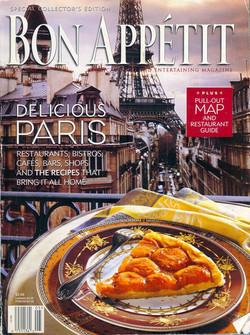 Bon Appetit 2001