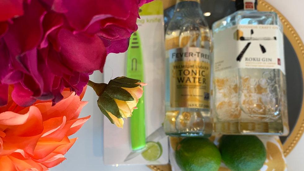 Gin + Tonic Gift Set