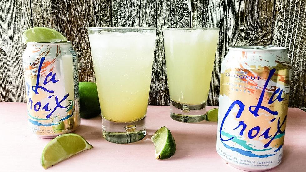 DIY Cocktail Kit Piña Colada