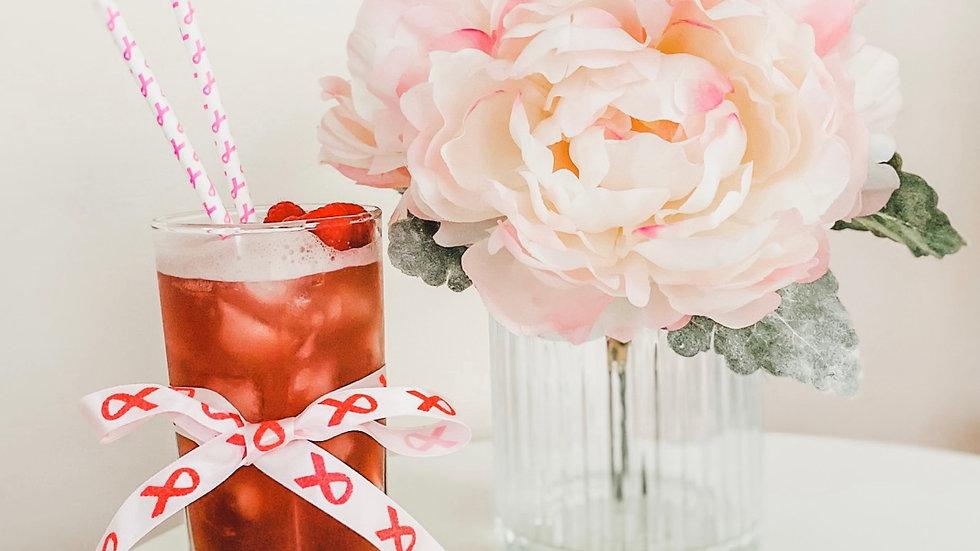 DIY Cocktail Kit Pinkity Drinkity