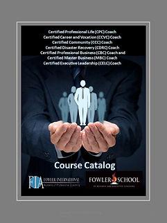 Cover Fowler International Course Catalo