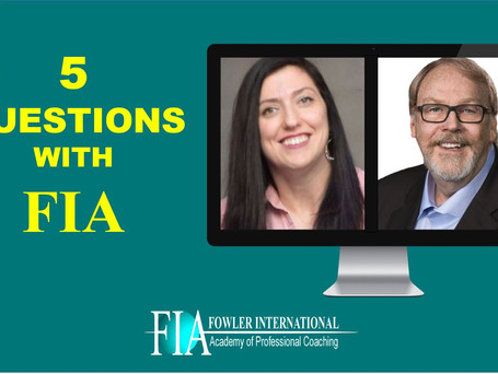 5 Questions for FIA - WATCH VIDEO INTERVIEW