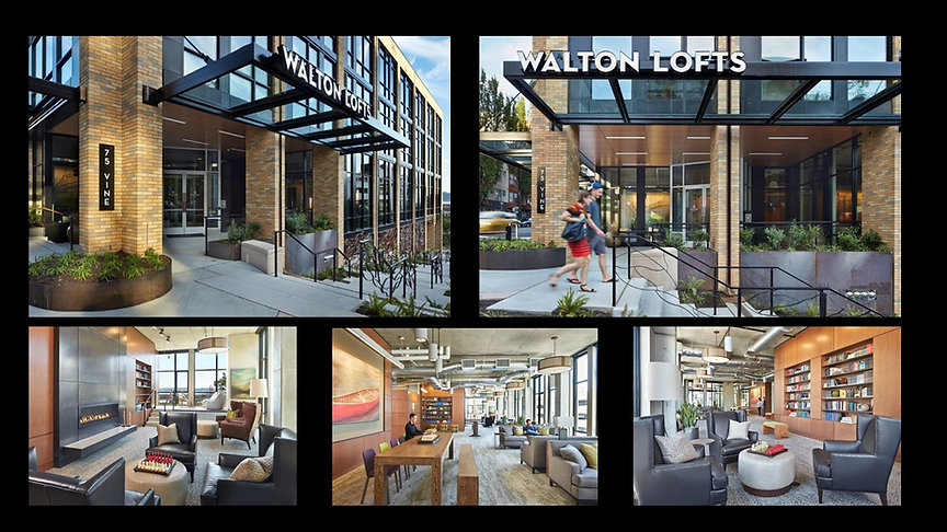 Walton Lofts Seattle Washington