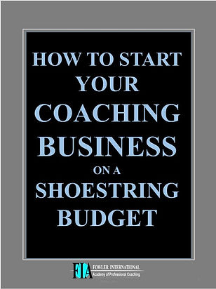 How to Start Your Coaching Business eBoo