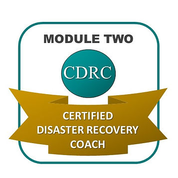 Free Certified Disaster Recovery Coach course.