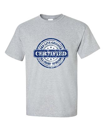 Certified Grinder