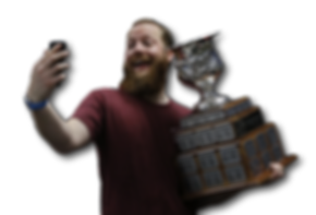 Breakaway Hockey Tournaments selfie with