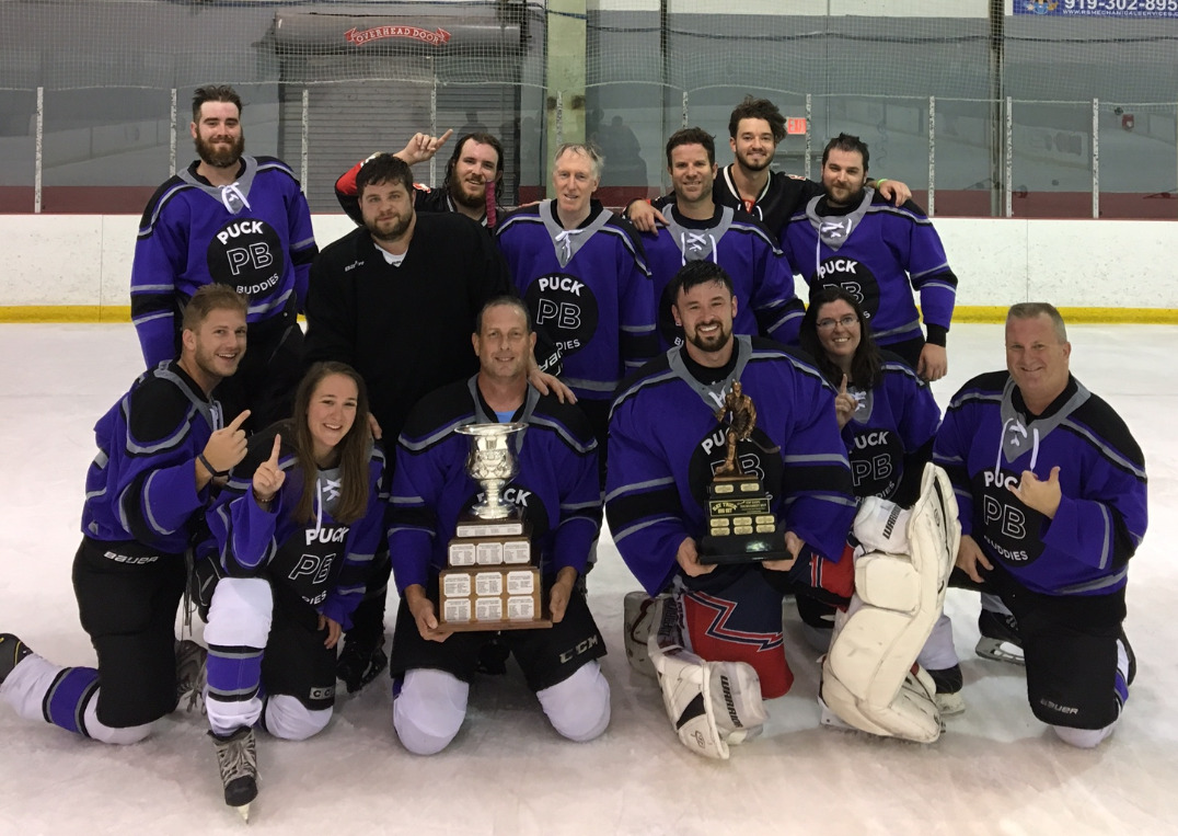 Beer Goggles 2017 Tier IV B Champs
