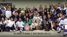 Guske family stays connected by hockey