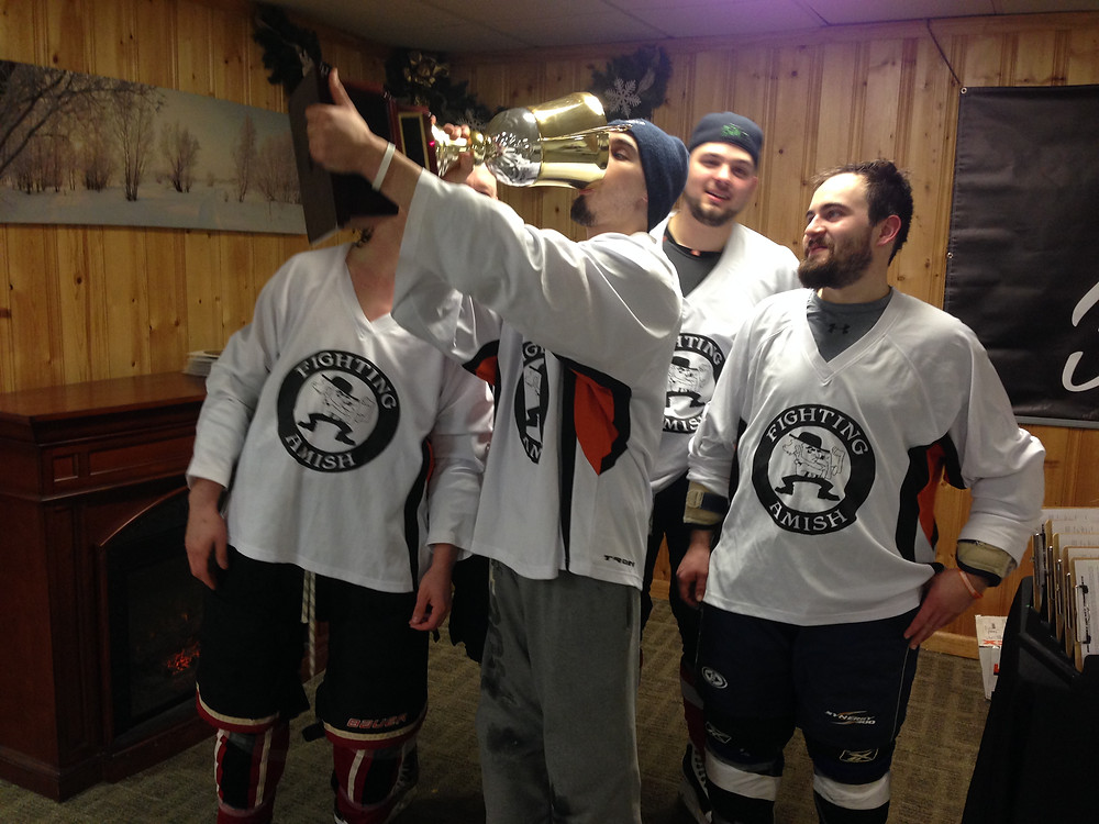 Missouri Fighting Amish Lower Division Champs