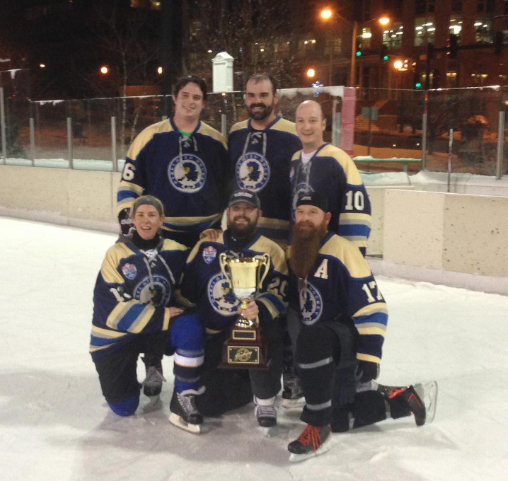 Pixelated Upper Division Champions
