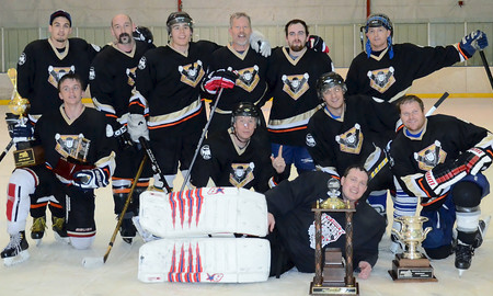 Fighting Amish Tier III B Champs