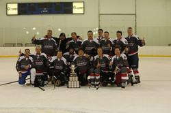 Breakaway Hockey Tournaments Tier IV Cap