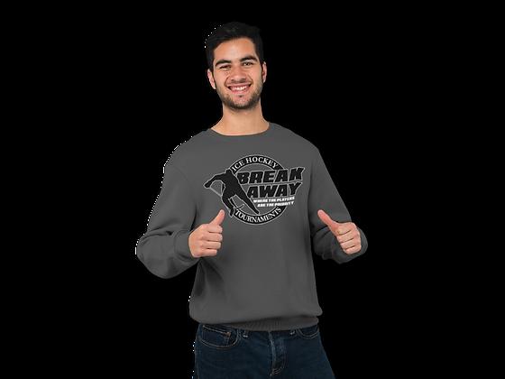 Breakaway Logo Front Tournament List Back Sweatshirt