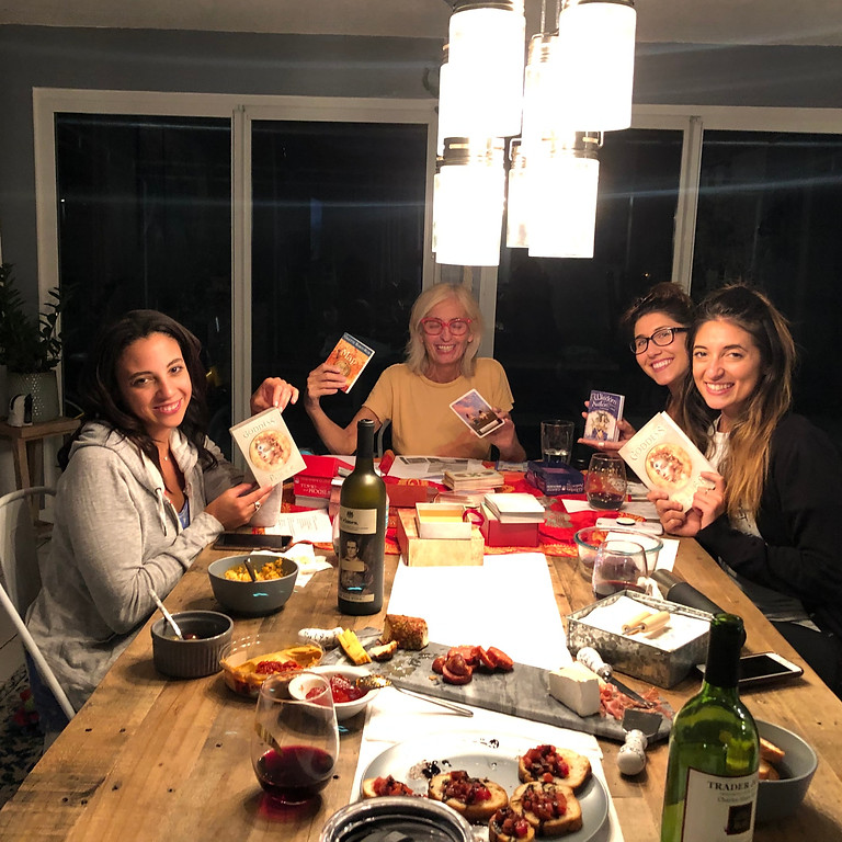 Oracle Card Party on Zoom