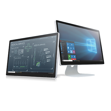 """24"""" Medical Touch-Screen PC"""