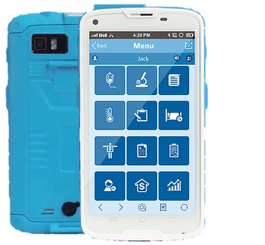 """5.5"""" Smartphone for Healthcare"""
