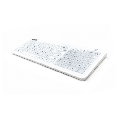 AccuMed Glass Keyboard